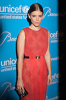 NEW YORK, NY - NOVEMBER 27:  Kate Mara  attends the Unicef SnowFlake Ball at Cipriani 42nd Street on November 27, 2012 in New York City. © Diego Corredor/MediaPunch Inc. .. /NortePhoto