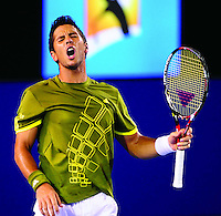Fernando Verdasco..International Tennis ..Frey,  Advantage Media Network, Barry House, 20-22 Worple Road, London, SW19 4DH