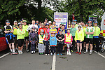Members of Ardee Cycle club who took part in the Mystery cycle tour. Photo: Colin Bell/pressphotos.ie