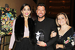 Ana Villafane - Mauricio Martinez - Meaghan Schick (both Mauricio and Meghan have survived cancer) - 30th Anniversary of the Jane Elissa Extravaganza to benefit The Jane Elissa Charitable Fund for Leukemia & Lymphoma Cancer, Broadway Cares & other charities on October 30. 2017 at the New York Marriott Marquis, New York, New York. (Photo by Sue Coflin/Max Photo)
