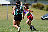 Touch &ndash; CSW Junior Tournament at Fraser Park, Lower Hutt, New Zealand on Thursday 15 November 2018. <br /> Photo by Masanori Udagawa. <br /> www.photowellington.photoshelter.com