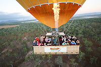 20160508 08 May Hot Air Balloon Cairns