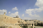 Israel, Jerusalem Archaeological Park, the southwestern corner of the Temple Mount