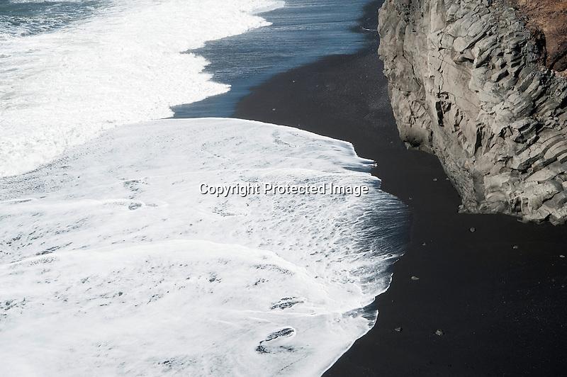 Dyrholaey Black Beach Iceland