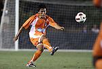05 September 2010: Carolina's Claudio Suarez (MEX). The Carolina RailHawks (USA) defeated Pumas Morelos (MEX) 3-0 at WakeMed Stadium in Cary, North Carolikna in an international club friendly.