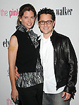 J.J. Abrams & Katie McGrath at The 5th annual Pink Party celebration to Benefit Cedars-Sinai Women's Cancer Research Institute at the Samuel Oschin Comprehensive Cancer Institute, event held at La Cachette Bistro in Santa Monica, California on September 12,2009                                                                   Copyright 2009 DVS / RockinExposures