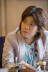 Ms. Satouchi: Meeting at the Grand Amrath Hotel in Amsterdam for USACO Corporation.