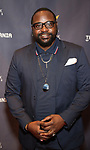 Brian Tyree Henry during the arrivals for the 2018 Drama Desk Awards at Town Hall on June 3, 2018 in New York City.