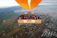 20150705 05 July Hot Air Balloon Cairns