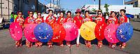 Chinatown Seafair Parade, Seattle, WA, USA.