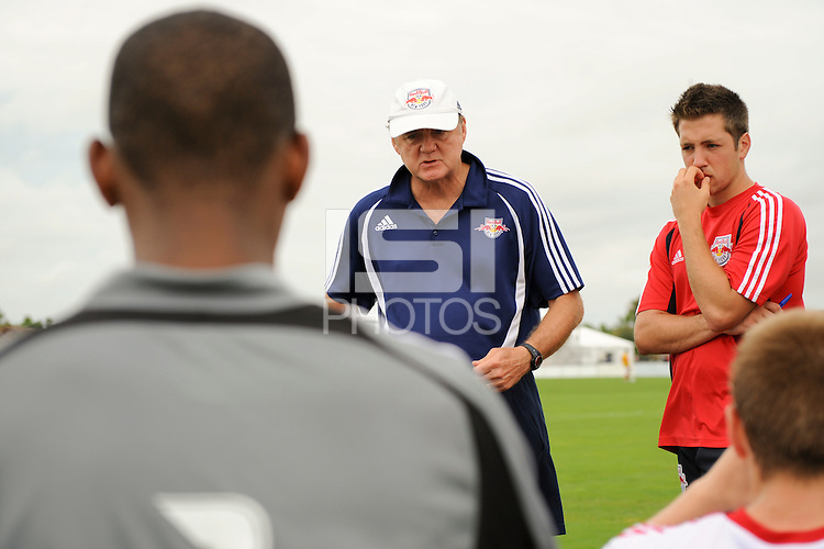 New York Red Bulls Bob Montgomery - Director of Youth Programs. Real Colorado v New York Red Bulls U17/18 during day one of the US Soccer Development Academy  Spring Showcase in Sarasota, FL, on May 22, 2009.
