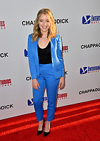 Jade Pettyjohn at the premiere for &quot;Chappaquiddick&quot; at the Samuel Goldwyn Theatre, Los Angeles, USA 28 March 2018<br /> Picture: Paul Smith/Featureflash/SilverHub 0208 004 5359 sales@silverhubmedia.com