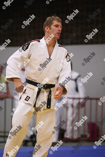 2008-10-18 / Judo / VK Herentals / Heren -90 / 3 Petricone  Antonino Beveren 2D OVL ..Foto: Maarten Straetemans (SMB)