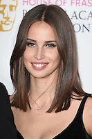 Heida Reed<br /> in the winners room at the 2016 BAFTA TV Awards, Royal Festival Hall, London<br /> <br /> <br /> &copy;Ash Knotek  D3115 8/05/2016