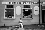 South Elmsall, Yorkshire. 1979<br />