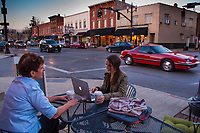 Final Fourth Friday for 2012 in Uptown Westerville