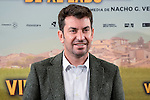 "Arturo Valls attends to the presentation of the spanish film "" Villaviciosa de al lado"" in Madrid, Spain. November 29, 2016. (ALTERPHOTOS/BorjaB.Hojas)"