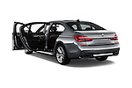 Car images of 2017 BMW 7 Series 750i M Sport 4 Door Sedan Doors