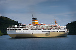 PELNI ships are a mainstay of travel in the world's largest archipelago. Perhaps nowhere are they as vital as in the Banda islands, infrequently and unreliably serviced by a 20-seater passenger plane.