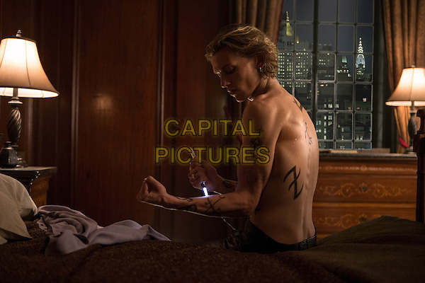 Jamie Campbell Bower<br /> in The Mortal Instruments: City of Bones (2013) <br /> *Filmstill - Editorial Use Only*<br /> CAP/NFS<br /> Image supplied by Capital Pictures