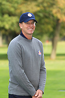 Steve Striker (USA) at the USA Team photo shoot during Monday's Practice Day of the 39th Ryder Cup at Medinah Country Club, Chicago, Illinois 25th September 2012 (Photo Eoin Clarke/www.golffile.ie)