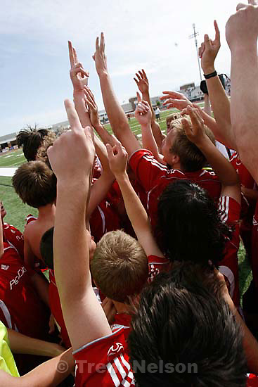 Sandy - Park City beats Logan in overtime for the 3A high school soccer championship Saturday May 9, 2009. Saturday May 9, 2009..