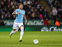 Manchester City's Kyle Walker <br /> <br /> Photographer Andrew Kearns/CameraSport<br /> <br /> English League Cup - Carabao Cup Quarter Final - Leicester City v Manchester City - Tuesday 18th December 2018 - King Power Stadium - Leicester<br />  <br /> World Copyright &copy; 2018 CameraSport. All rights reserved. 43 Linden Ave. Countesthorpe. Leicester. England. LE8 5PG - Tel: +44 (0) 116 277 4147 - admin@camerasport.com - www.camerasport.com