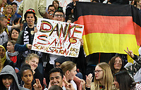 04.09.2017: Deutschland vs. Norwegen