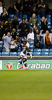 GOAL - Millwall's Tom Elliott celebrates his goal during the Sky Bet Championship match between Millwall and Ipswich Town at The Den, London, England on 15 August 2017. Photo by Carlton Myrie.