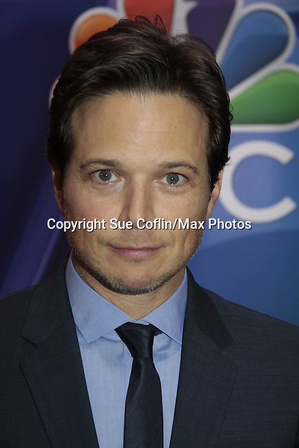 Scott Wolf - NBC Upfront at Radio City, New York City, New York on May 11, 2015 (Photos by Sue Coflin/Max Photos)