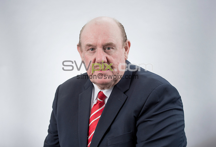 Picture by Allan McKenzie/SWpix.com - 03/02/2017 - Commercial - Rugby Football League Board Head Shots - Red Hall, Leeds - England - Brian Barwick.