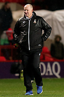 Bradford City Manager, Simon Grayson during Charlton Athletic vs Bradford City, Sky Bet EFL League 1 Football at The Valley on 13th February 2018