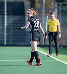 AMSTELVEEN -  Lisanne van den Nooit (A'dam)     tijdens   de oefenwedstrijd tussen Amsterdam en Laren dames   COPYRIGHT KOEN SUYK