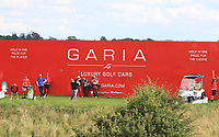 John Daly (USA) on the 16th tee during Round 4 of Made in Denmark at Himmerland Golf &amp; Spa Resort, Farso, Denmark. 27/08/2017<br /> Picture: Golffile | Thos Caffrey<br /> <br /> All photo usage must carry mandatory copyright credit     (&copy; Golffile | Thos Caffrey)