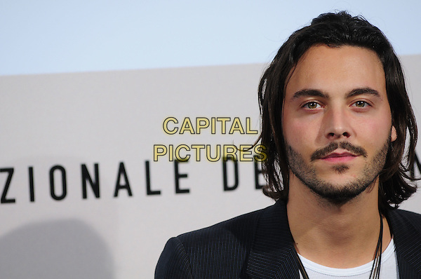 "JACK HUSTON.Photocall for ""The Garden of Eden"" during the Rome International Film Festival, Rome, Italy..October 26th, 2008.headshot portrait stubble beard facial hair .CAP/CAV.©Luca Cavallari/Capital Pictures."
