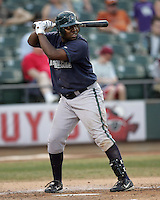 New Orleans Zephyrs OF Chip Ambres during the 2007 Pacific Coast League Season. Photo by Andrew Woolley/ Four Seam Images.