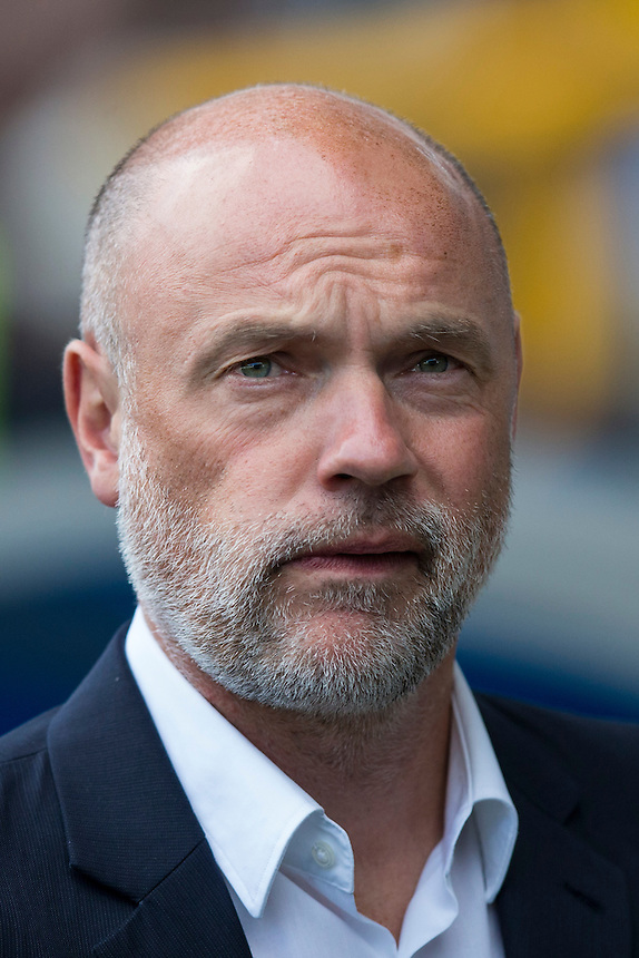 Fleetwood Town manager Uwe Rosler <br /> <br /> Photographer Craig Mercer/CameraSport<br /> <br /> The EFL Sky Bet League One - Millwall v Fleetwood Town - Saturday 22nd October 2016 - The Den - London<br /> <br /> World Copyright &copy; 2016 CameraSport. All rights reserved. 43 Linden Ave. Countesthorpe. Leicester. England. LE8 5PG - Tel: +44 (0) 116 277 4147 - admin@camerasport.com - www.camerasport.com