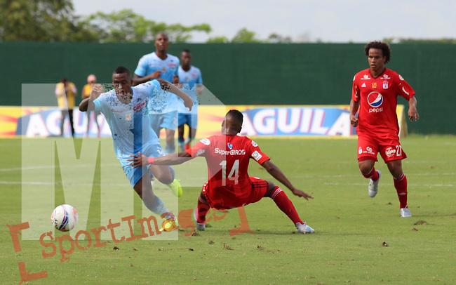 Jaguares igualó como local 0-0 ante América. Fecha 5 Liga Águila II-2017.