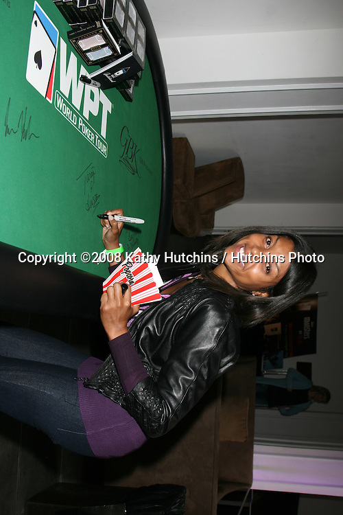 Taraji Henson.GBK Productions Oscar Gifting Suite.Boulevard3.Los Angeles, CA.February 22, 2008.©2008 Kathy Hutchins / Hutchins Photo....