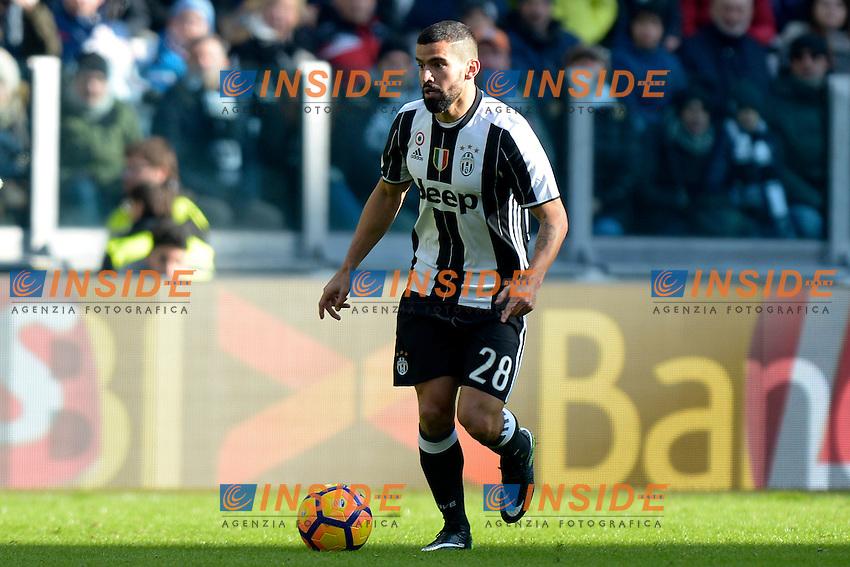 Tomas Rincon Juventus <br /> Torino 22-01-2017 Juventus Stadium Calcio Campionato Italiano Serie A 2016/2017 <br /> Juventus - Lazio <br /> Foto Filippo Alfero Insidefoto