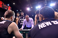 New Zealand Tall Blacks&rsquo; Coach Paul Henare, FIBA World Cup Basketball Qualifier - NZ Tall Blacks v Jordan at Horncastle Arena, Christchurch, New Zealand on Thursday 29 November  2018. <br /> Photo by Masanori Udagawa. <br /> www.photowellington.photoshelter.com