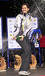 1. Inline Downhill Weltmeisterschaft, Zell am See (Austria) Elisabeth Schrenk (Austria) Gewinnerin der Silbermedaille bei den Damen