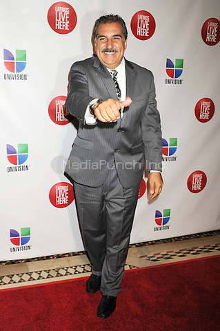 NEW YORK, NY - MAY 15: Univision Deportes Sportscaster Fernando Fiore at Cipriani 42nd Street on May 15, 2012 in New York City.. Credit: Dennis Van Tine/MediaPunch
