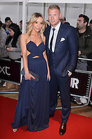 Rachel Flintoff &amp; Andrew Flintoff at the Glamour Women of the Year Awards 2015 at Berkeley Square gardens.<br /> June 2, 2015  London, UK<br /> Picture: Dave Norton / Featureflash