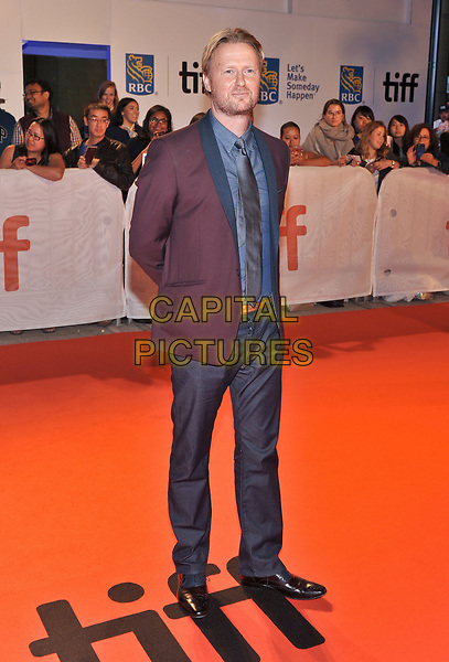 12 September 2017 - Toronto, Ontario Canada - Matt Greenhalgh. 2017 Toronto International Film Festival - &quot;Film Stars Don't Die In Liverpool&quot; Premiere held at Roy Thomson Hall. <br /> CAP/ADM/BPC<br /> &copy;BPC/ADM/Capital Pictures