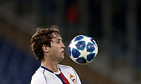 Football Soccer: UEFA Champions League  AS Roma vs PFC CSKA Mosca Stadio Olimpico Rome, Italy, October 23, 2018. <br /> CSKA Mosca's Mario Fernandes in action during the Uefa Champions League football soccer match between AS Roma and PFC CSKA Mosca at Rome's Olympic stadium, October 23, 2018.<br /> UPDATE IMAGES PRESS/Isabella Bonotto