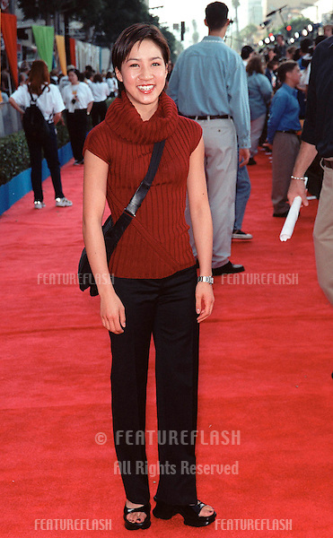 "13NOV99:  Ice skater MICHELLE KWAN at the world premiere of Disney/Pixar's ""Toy Story 2"" at the El Capitan Theatre, Hollywood..© Paul Smith / Featureflash"