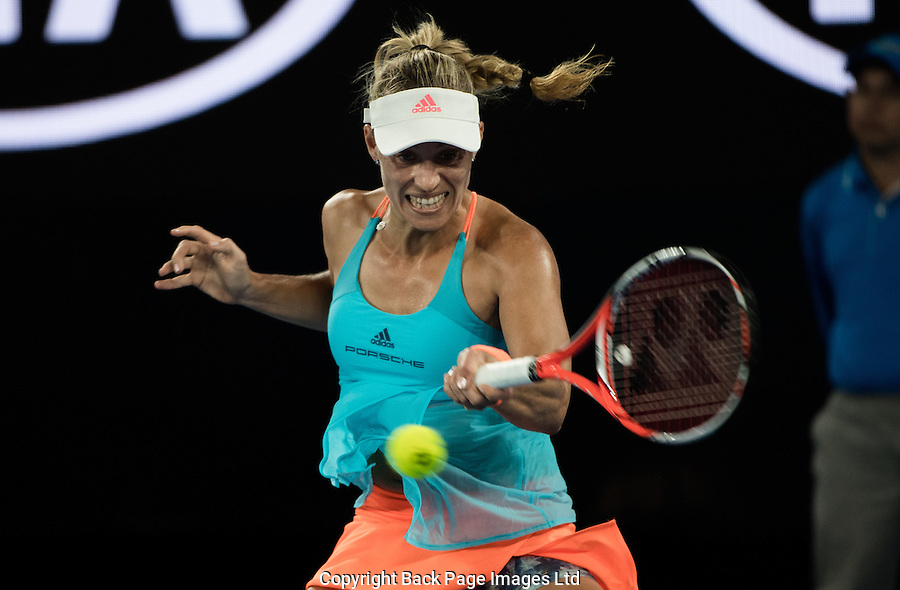 &gt;&gt;&gt;&gt;&gt;&gt;&gt; of ......... in action on day 1 of the Australian Open at Melbourne Park, Melbourne. Victoria, Australia<br /> <br /> Day 1 - 16th January, 2017