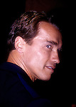 Arnold Schwarzenegger at the . in Los Angeles California.September 1986