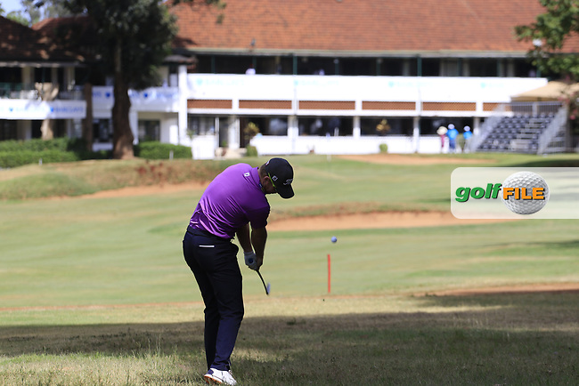Jens Dantorp (SWE) during the third round of the of the Barclays Kenya Open played at Muthaiga Golf Club, Nairobi,  23-26 March 2017 (Picture Credit / Phil Inglis) 25/03/2017<br /> Picture: Golffile | Phil Inglis<br /> <br /> <br /> All photo usage must carry mandatory copyright credit (&copy; Golffile | Phil Inglis)
